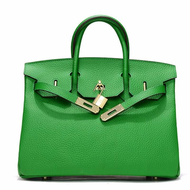 Famous Designer Brand Bags Women Leather Handbags Logo Top-handle Bags 2016 Fashion Soft Solid Female Bag Woman Brand Famous(China (Mainland))