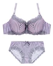 2016 Spring Summer High Quality Branded Push Up Bra Set 3/4 Cup Bra Brief Set Fashion Women Lingerie Set & Underwear Set