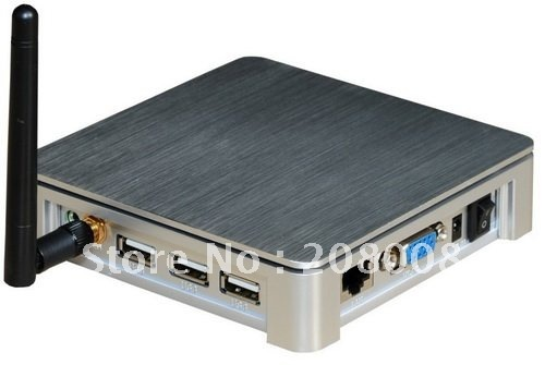 Wireless mini pc ,computer terminal,Save 70% cost access terminal ,Multi-users share one pc ,pc station(With wifi)