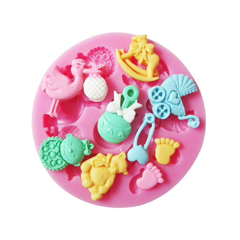 Baby Shower Cake Decoration Molds : microwave cupcakes Reviews - Online Shopping Reviews on ...