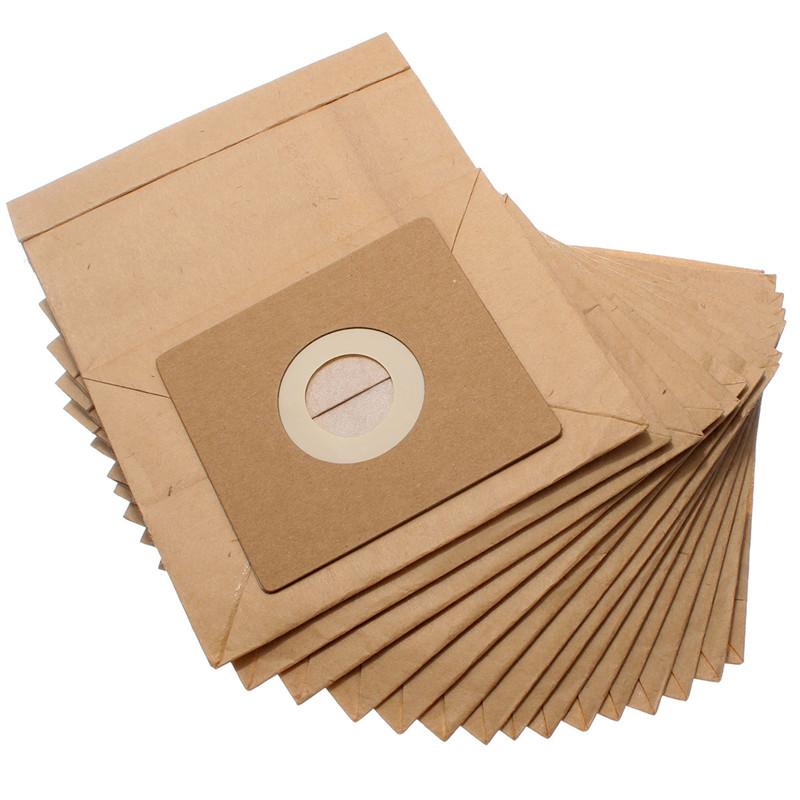 15pcs General Vacuum cleaner dust paper bags 100*110mm Diameter 50mm Vacuum cleaner accessories parts(China (Mainland))