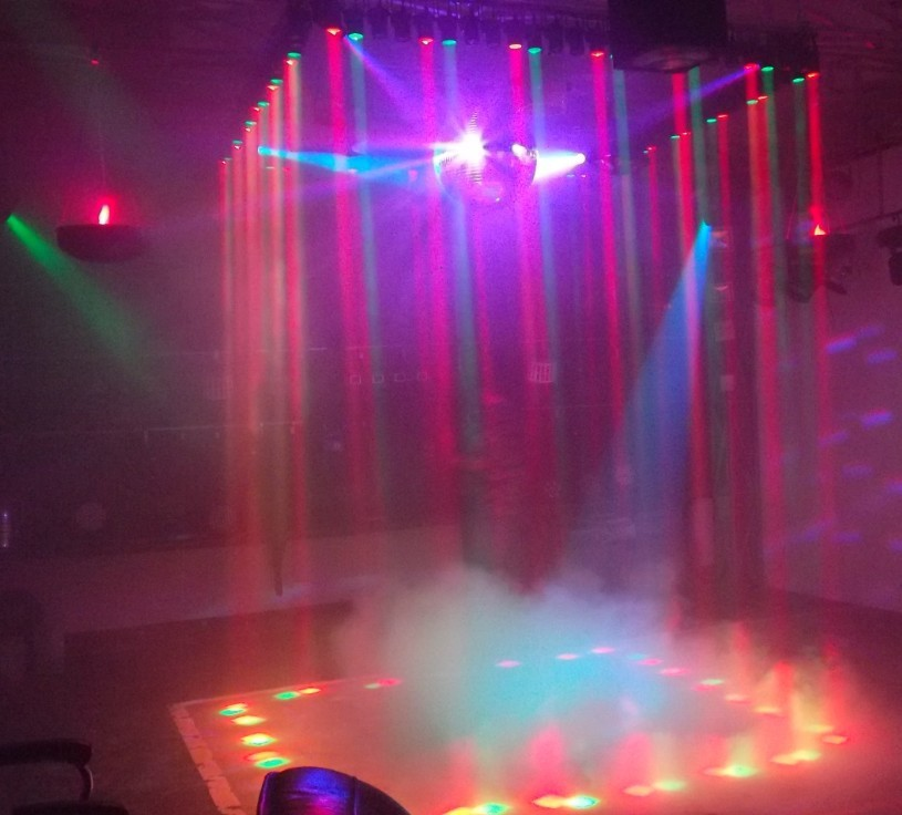 10pcs 3W Led Beam Spotlight DJ Bar Dance Party Stage Pin Spot Light Led Pinspot Lights Show(China (Mainland))