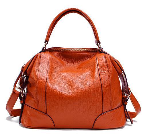 100% Genuine Leather handbags Vintage Handbag women messenger Genuine Leather Bags Cowhide Women's Shoulder Bags NEW 2015 F320