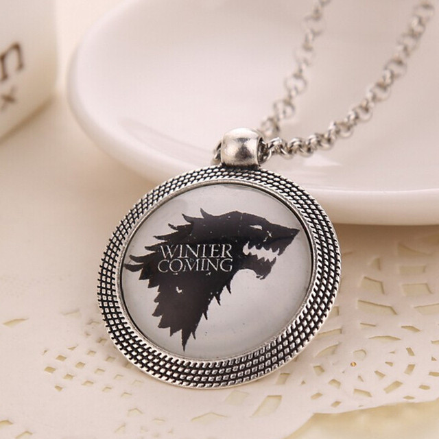 Family Crest Game of Thrones Necklace