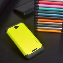 Buy Double Tough Anti-knock SLIM ARMOR Case Sony xperia E4 E2104 E2105 E2114 E2115 phone protective silicone cover +1x film free for $2.03 in AliExpress store