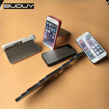 Bluetooth Remote Selfie Stick Phone Case Multifunction Phone Kick Stand Holder For iPhone6 6S Plus