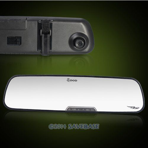 RX7W WDR 1080P Camera Car Vehicle DVR Cam Dash Video Recorder + Rearview Mirror(China (Mainland))