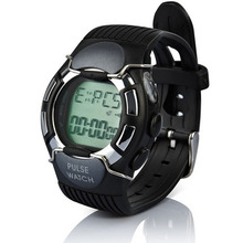 Best selling New New Waterproof Heart Rate Monitor Calorie Pulse Sport Watch With Colock Black I-eat