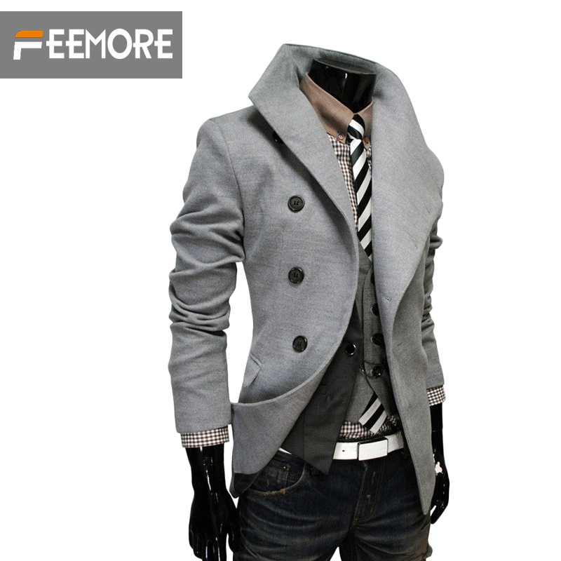 freeshipping 2015 new cable placket single winter mens overcoat breasted lapel men coat manteau homme winter jacket for menОдежда и ак�е��уары<br><br><br>Aliexpress