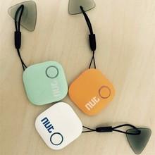 2015 New Arrival Nut 2 Smart Tag Bluetooth Tracker Child Bag Wallet Key Finder GPS Locator Alarm 3 Colors  DTN0525