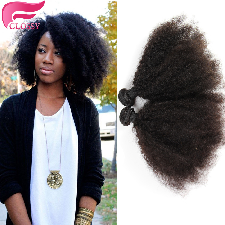 7A Intact Virgin Mongolian Afro Kinky Curly Hair 4Pcs/Lot Milky Way Human Hair Weave for African Americans Fast shipping<br><br>Aliexpress