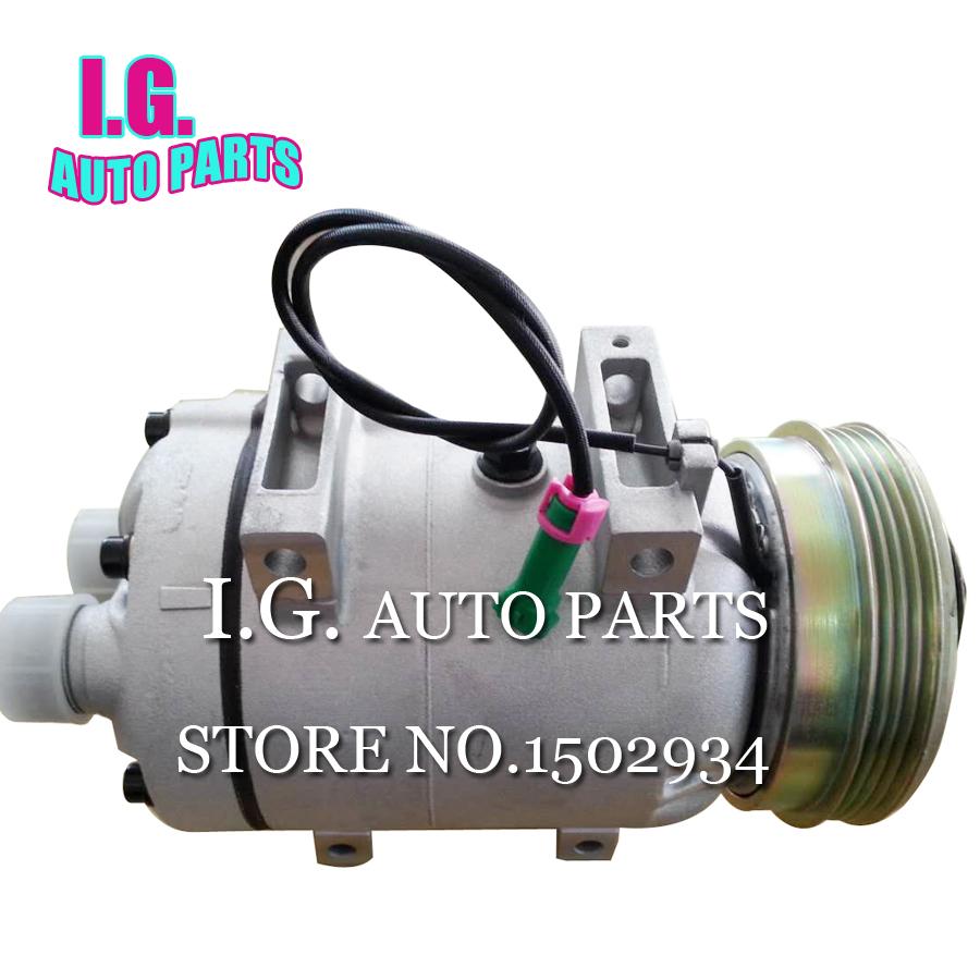 Zexel DCW17 VW Passat diesel ac compressor for Car Audi A4 A6 8D0260805D 8D0260805M 8D0260805 506031-03818D0 260 805 D(China (Mainland))