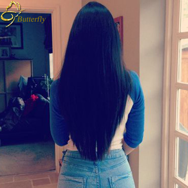 7A Brazilian Virgin Hair 4 Bundles Straight Human Hair Virgin Brazilian Straight Hair Unprocessed Brazilian Virgin Hair Straight