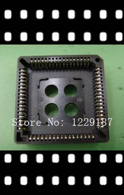New original 5PCS PLCC Socket,68 Pin PLCC Socket(China (Mainland))