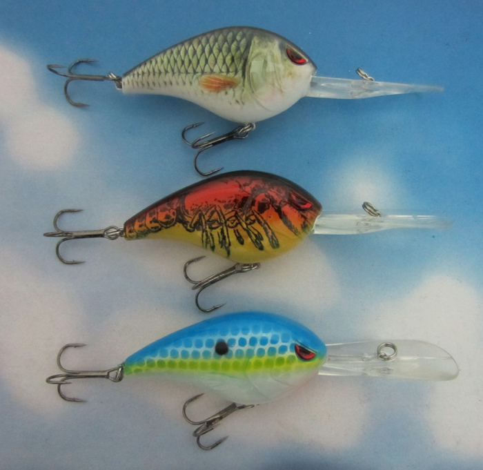 13cm 28g Deep Crankbait Bass Fishing Lure Hard Baits Fish Hook Tackle - discover fun store