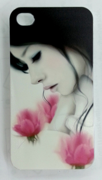 Manufacturers selling 4 mobile phone protection shell PC materials can be customized various patterns in the 50 set