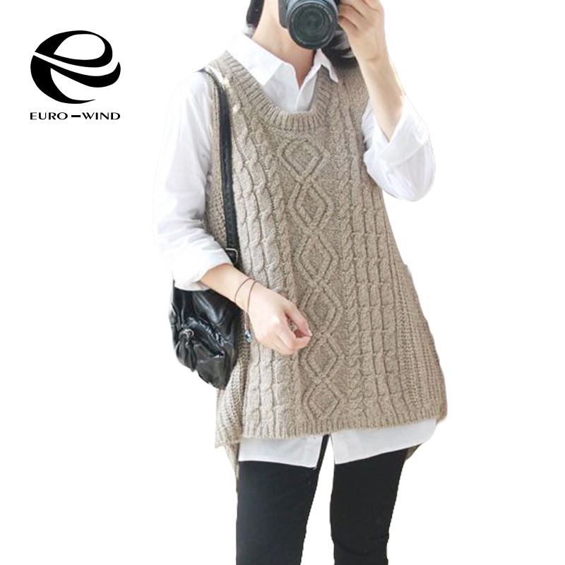 Girls Argyle Sweater Vest 54
