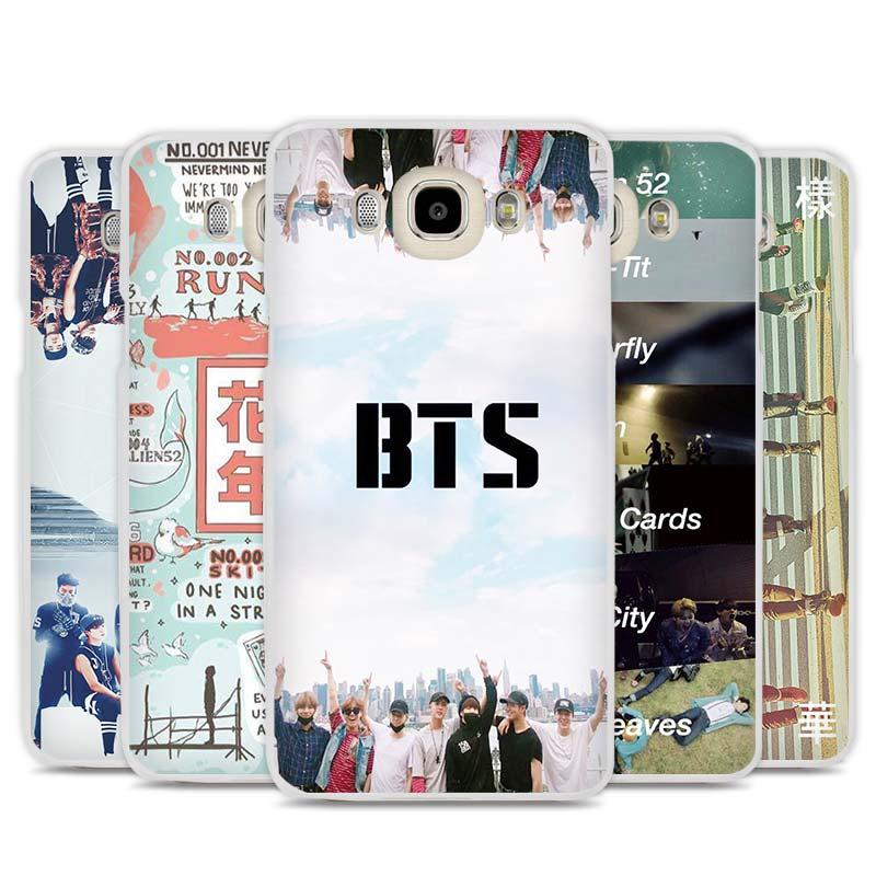 bts bangtan boys Phone Case Cover Samsung Galaxy J1 J2 J3 J5 J7 C5 C7 C9 E5 E7 2016 2017
