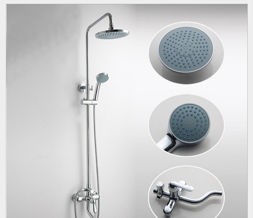 Bathroom Shower Hardware : ... bathroom shower-in Bath Hardware Sets from Home & Garden on Aliexpress
