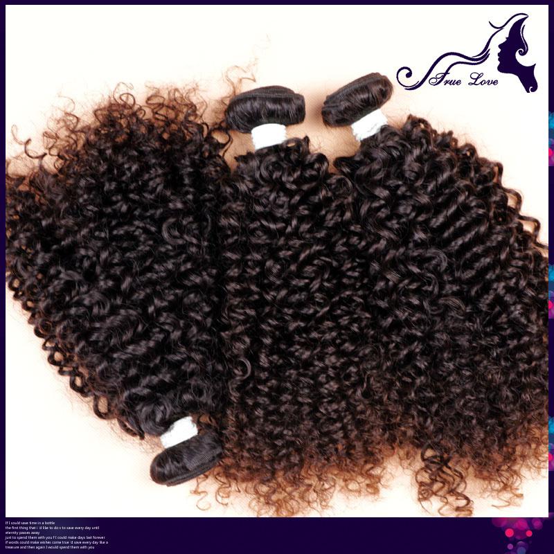 5A malaysian kinky curly hair malaysian virgin hair bobbi boss deep curly virgin hair milky way human hair weave bundle deals(China (Mainland))