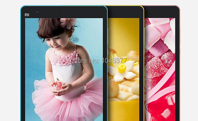 Планшетный ПК Xiaomi MiPad Xiaomi Xiaomi pc7.9 IPS 2048 X 1536 Nvidia K1 2,2 G 2 G + 16 G 6700mAh 5.0 + .08mp 1 2 pk