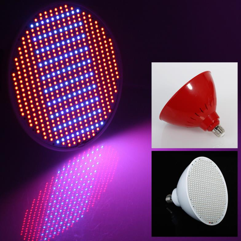 50W Blue 460nm Red 660nm Hydroponic Plant grow LED Grow Lights 500PCS SMD LED Chips Super Bright<br><br>Aliexpress