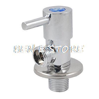 Home Round Design Wall Mounted Angle Stop Valve Water Diverter(China (Mainland))