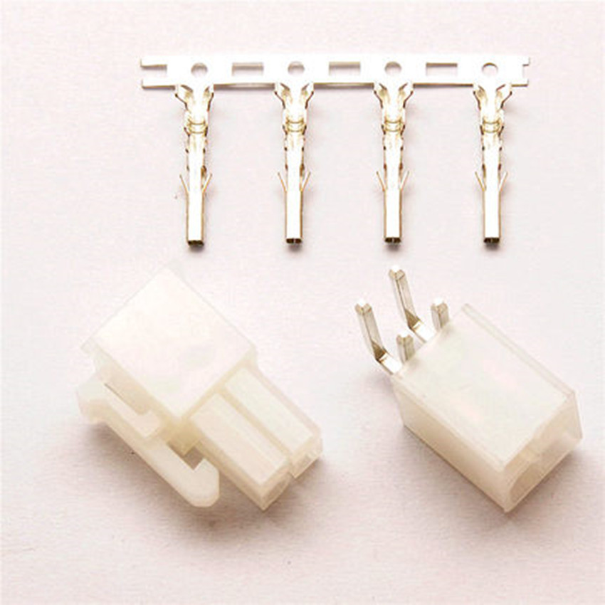 5557 5569 2P 4P 6P 8P 10P 12P 14P 16P 18P 20P 22P 24P 4.2mm Bend Pin Wire Terminals Electrical Connector Plug for Car Auto