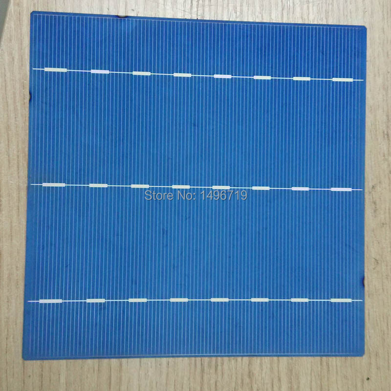 100pcs 400W Polycrystalline Solicon Solar Cell Solar Module DIY solar panel,Solar Cell Supply Direct From Manufacturer Cheapest(China (Mainland))