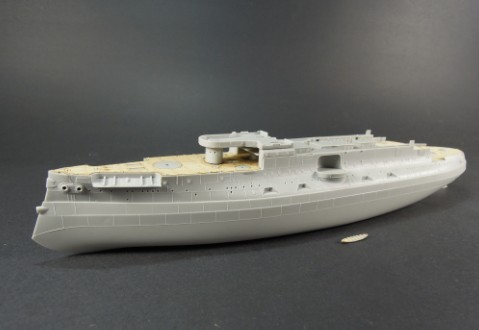 The new ARTWOX Trumpeter 05338 Russian Navy battleship Prince 1904AW10129(China (Mainland))