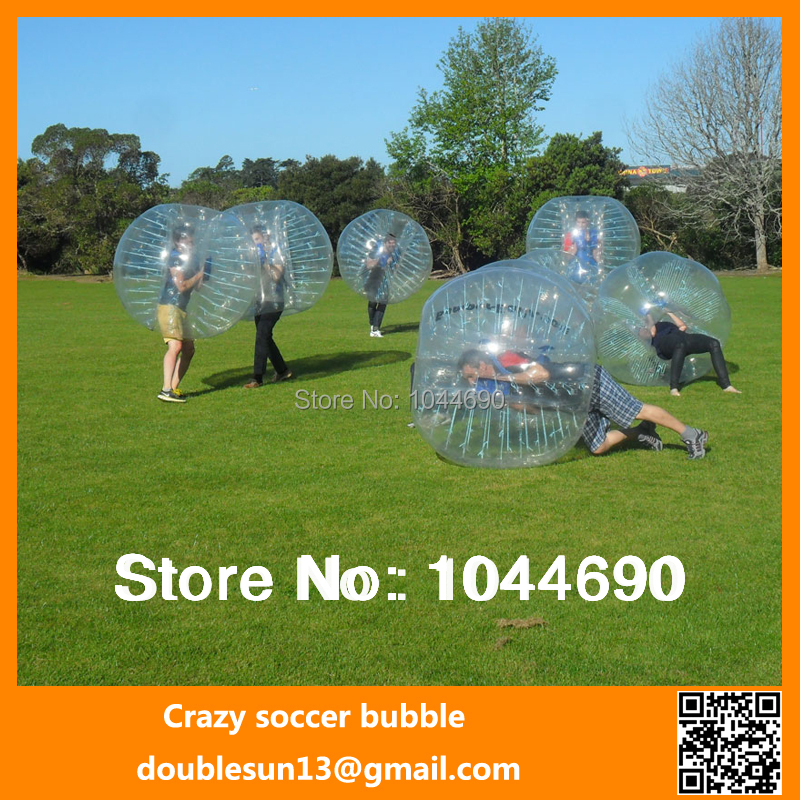 New top quality ! ! inflatable bubble football /bumper ball, free shipping New,<br><br>Aliexpress