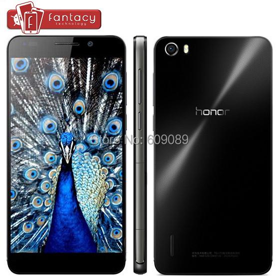 Original Huawei Honor 6 Plus Kirin 920 Octa Core 1.7GHz 4G FDD LTE 3GB RAM 5Inch FHD 1920x1080P 13MP Android 4.4 Dual SIM Phone(China (Mainland))
