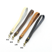 5 genuine leather handle of belting leather handle