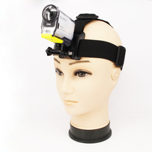 Head Belt Strap Tripod Adapter Mount for Sony action cam accessories x1000v  AS30 SJ4000 Sports Action Cam HDR-AZ1 AS20 AS100V