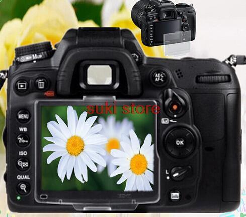 Гаджет  For Nikon D600 AS BM-14 Hard LCD Monitor Cover Screen Protector Film None Бытовая электроника