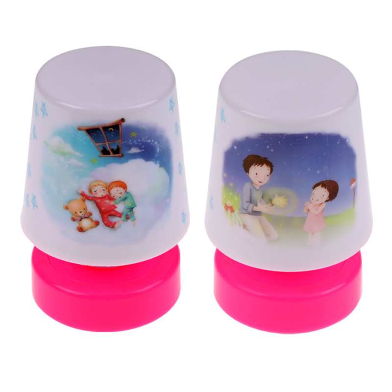 Lovely  Cartoon Pat Design LED Changing Table Lamp Night Light Lamps Toy Kids Gift Free Shipping  MTY3<br><br>Aliexpress