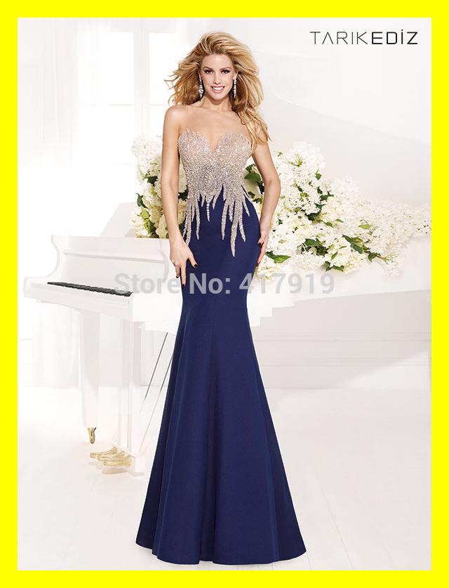 Evening dress tall