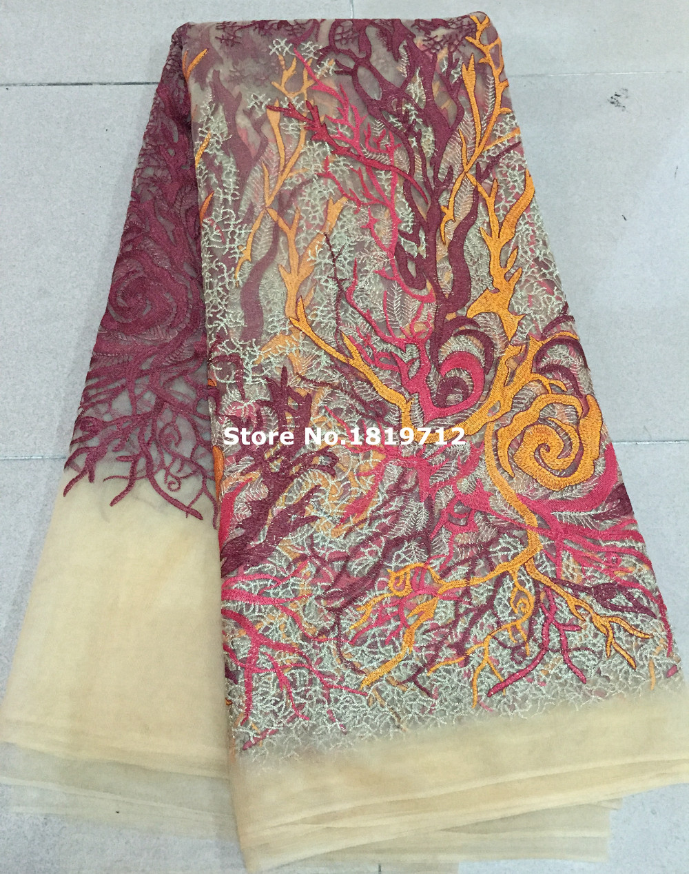 Popupar high quality african french lacae fabric african for French lace fabric for wedding dresses