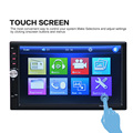 7 inch Bluetooth Car MP4 MP5 Player 12V HD Touch Screen Support Rear View Camera Handsfree