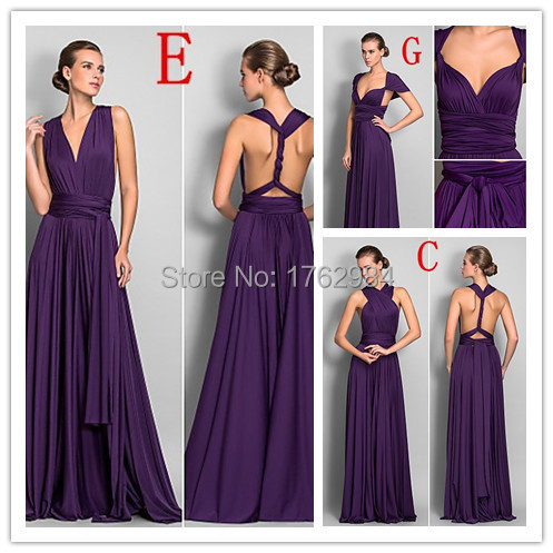 Long Purple Prom Dresses Under 100 - Ocodea.com