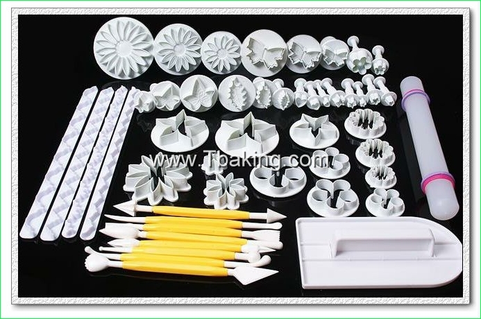 pastry sugarcraft decorating tools from reliable tool container