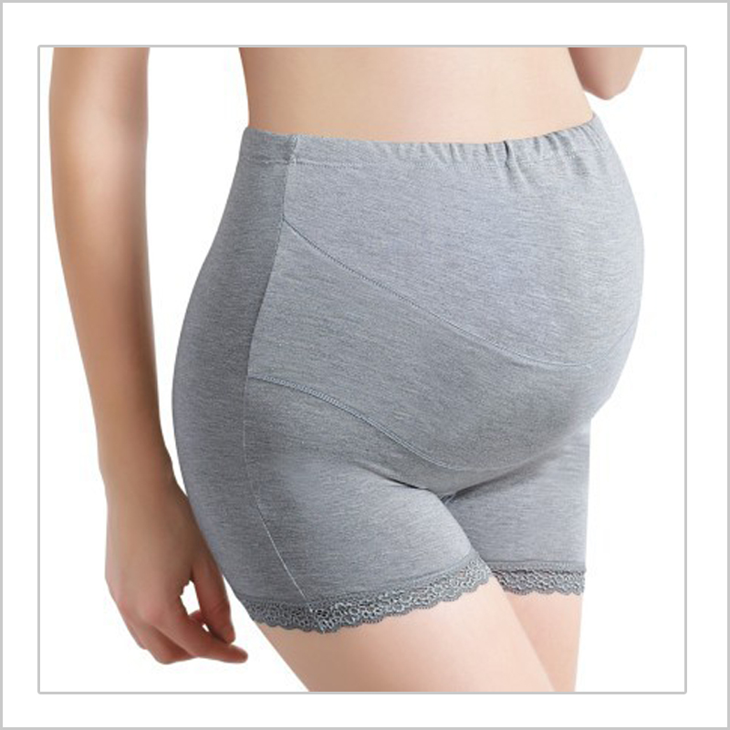 (2PCS/Lot) Maternity Underwear Panties High Waist Underwear For Pregnant Women Maternal Pants Pregnancy Clothes Plus Size M-XXXL(Hong Kong)