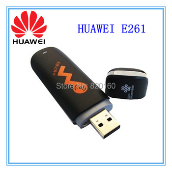 HUAWEI E261 Modem WCDMA 3G Wireless Network Card USB Modem Adapter PK Huawei E220 E1750 E353 , Free shipping