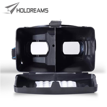 RITECH II 3D VR Virtual Reality Glasses magnet Control Google Cardboard for 3D Movies Games 3