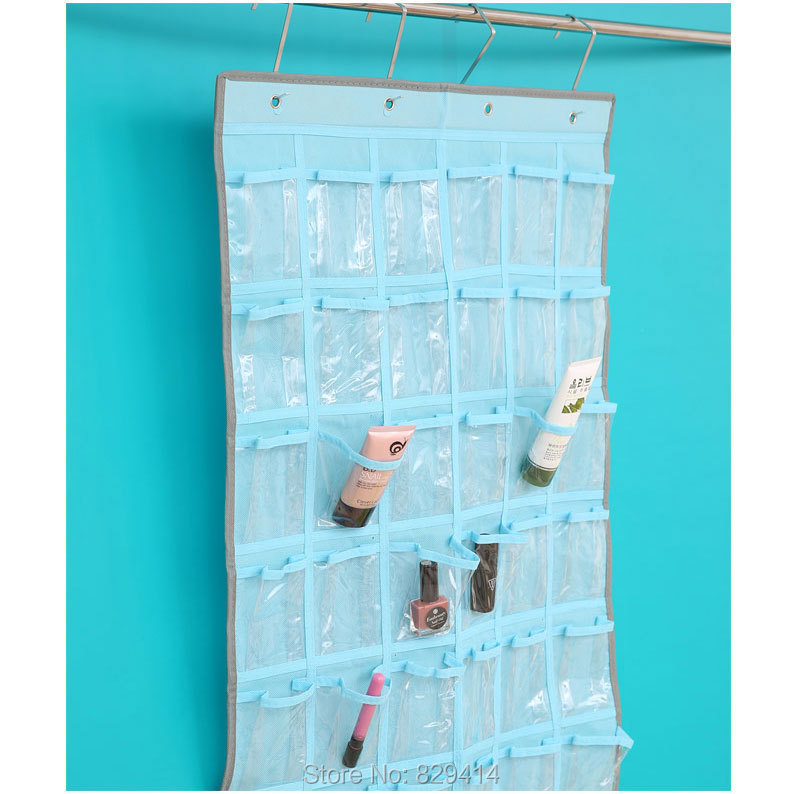 unique Hanging Design 36frames Pouches Sundries Storage bags Hanging on doors or walls practical in Classroom or home(China (Mainland))