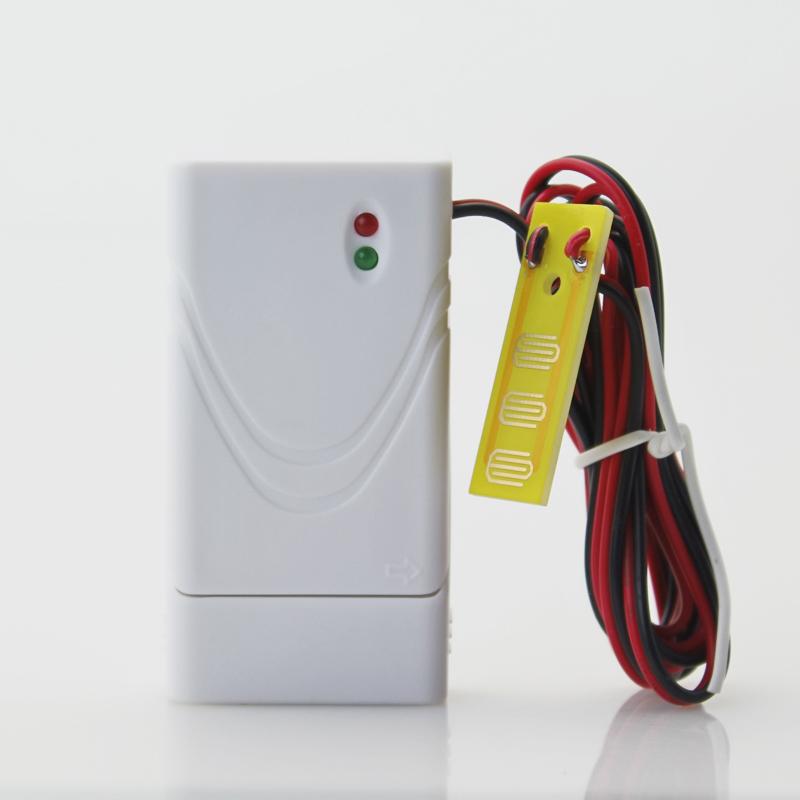 Wireless Water leak detector water leakage sensor bathroom water flood sensor for Home commercial alarm system