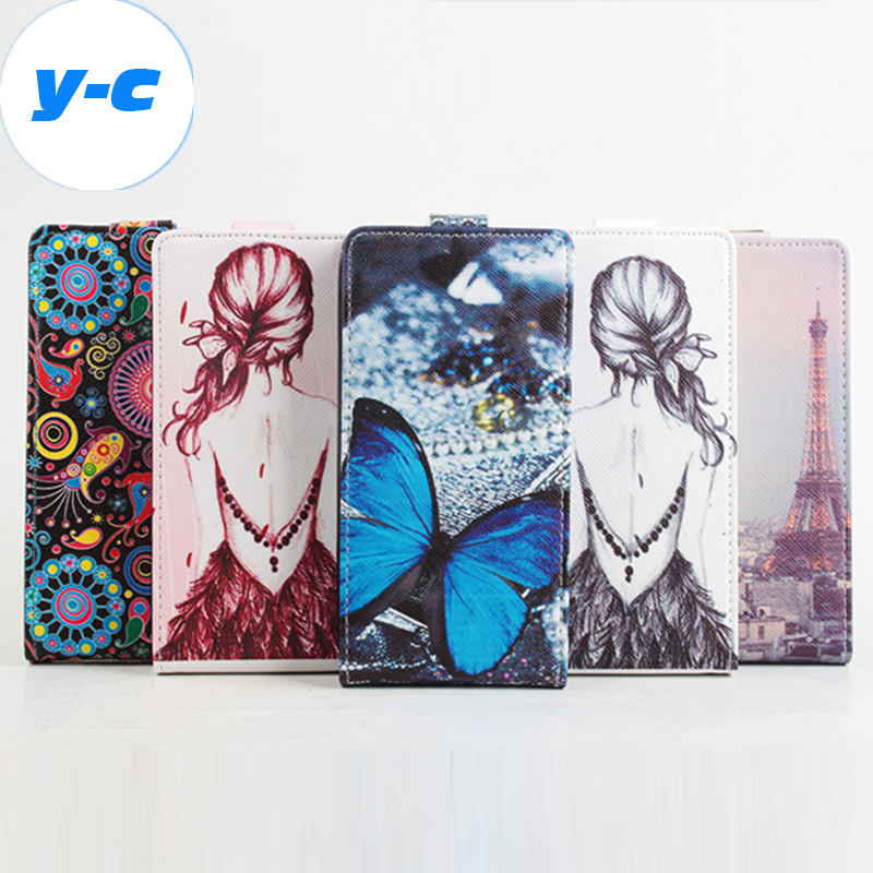 Lenovo Vibe S1 Case Original Protective Colorful Stylish Skin Leather Flip Cover Open Upside Down Lenovo Vibe S1 Phone-Free Ship(China (Mainland))