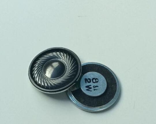 32mm8 European steel environmental Mylar Speaker 2w(China (Mainland))