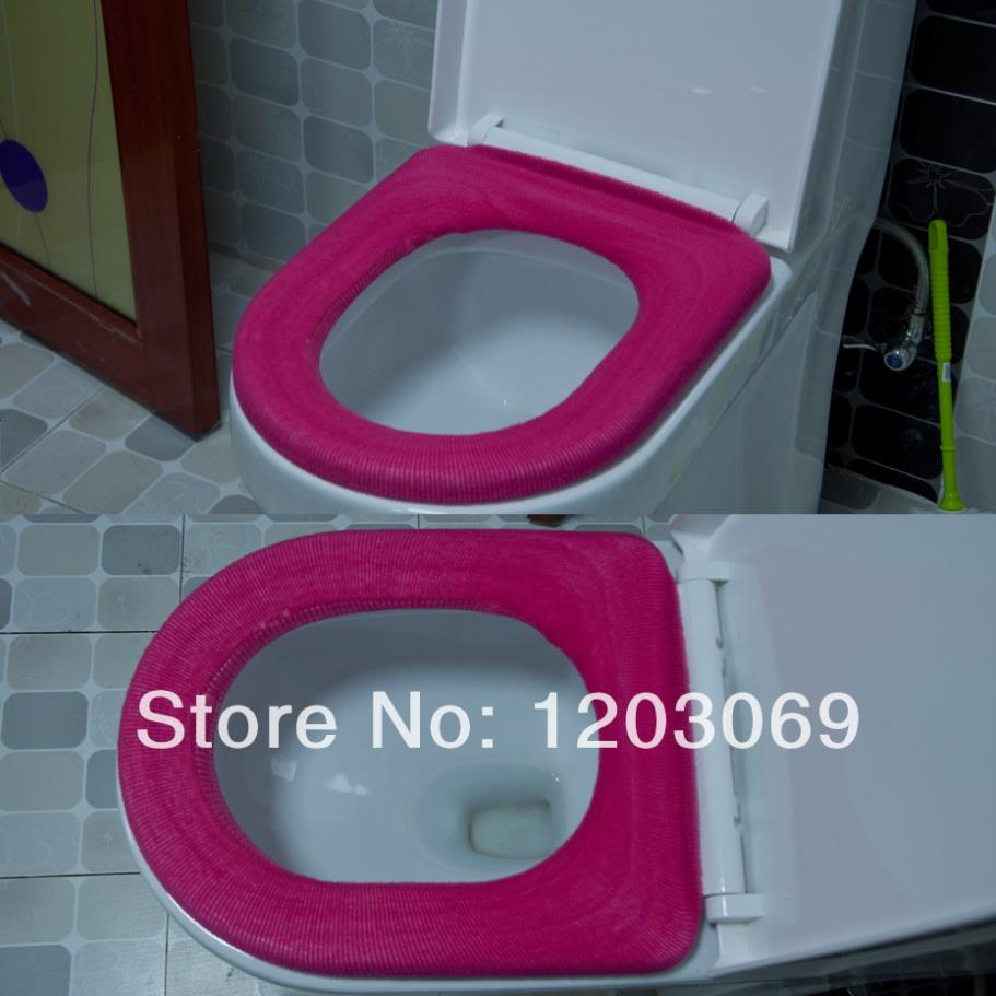 2016 real sale bathroom products toilet seat heated o potty square mat toilet cover shipping