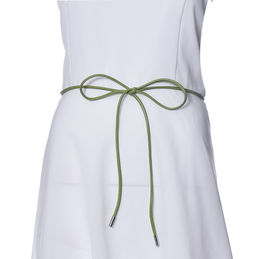 Hot sale!!!2016 new arrival designer High quality Luxury Women's Beautiful Multicolor Leather Waist Belt Waist Chain Belt